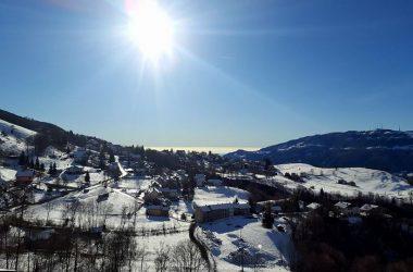 Inverno Fuipiano Valle Imagna