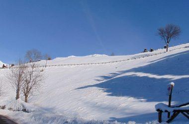 Inverno Oltre il colle