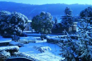 Inverno a Carobbio degli Angeli