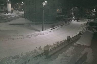 Inverno a Peia
