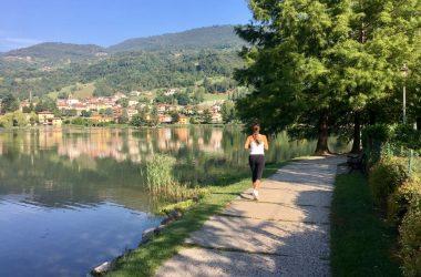 Jogging a Monasterolo del Castello