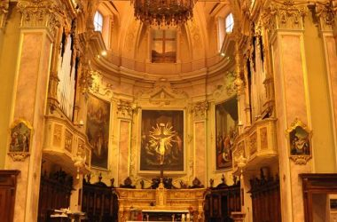 L'Altare Chiesa Osio Sotto