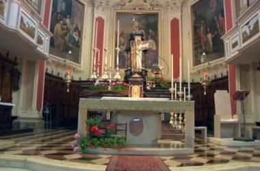 L'Altare chiesa Palazzago