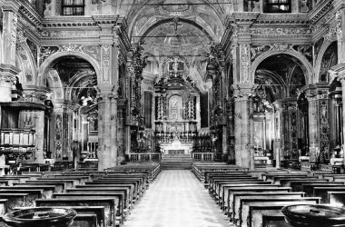 La Basilica di Gandino