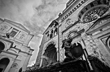 La Cappella del Colleoni e il Duomo di Città Alta