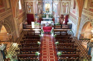 La Chiesa Madonna dello Zuccarello
