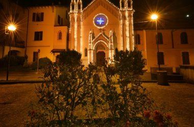 La Chiesa Parrocchiale a Ponte Selva - Parre