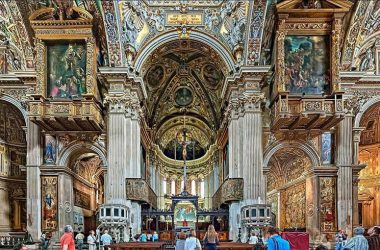 La Chiesa Santa Maria Maggiore - Bergamo