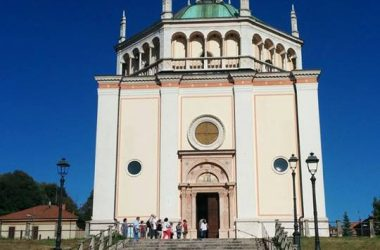 La Chiesa Villaggio Crespi Capriate San Gervasio