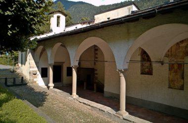 La Chiesa dei SS. Giacomo e Vincenzo Gromo
