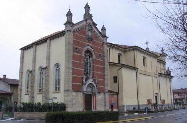La Chiesa di Brusaporto