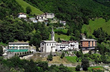La Chiesa di San Giovanni Battista a Sogno - Torre de Busi