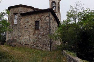 La Chiesa di San Michele - Torre de Busi