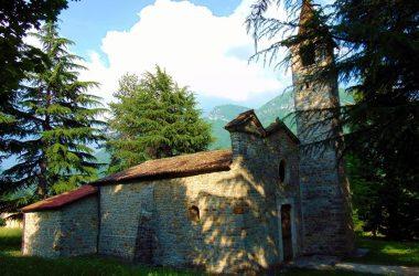 La Chiesa di San Pietro in Vincoli di Spinone al Lago Bg
