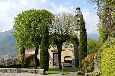 La Chiesa di san Rocco Albino
