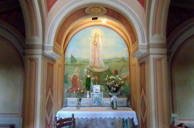 La Chiesetta Madonna di Fatima a Marne - Filago