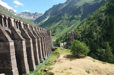 La Diga del Gleno - Vilminore di Scalve Bergamo