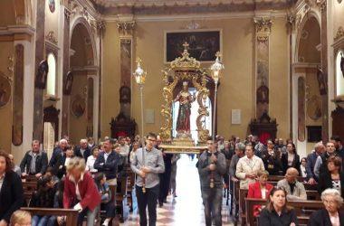La Madonna del Rosario - Adrara San Rocco