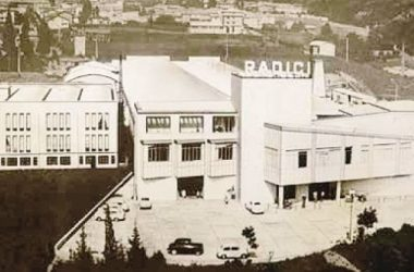 La Manifattura Automatica di Gandino alla fine degli anni 60