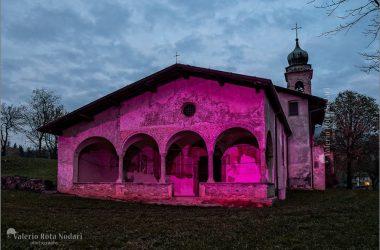 La Santuario Santissima Trinità – Casnigo