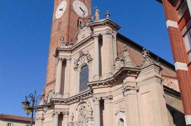 La basilica di San Martino Treviglio