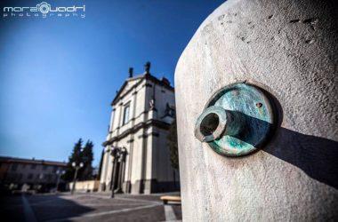 La chiesa di Bonate Sopra