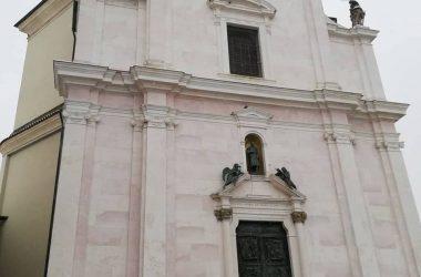 La chiesa di Gorlago