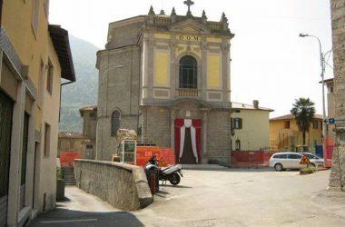 La chiesa di Pianico