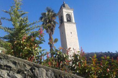 La chiesa di Ponteranica alta