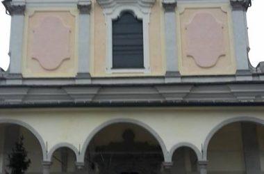 La chiesa di Rota d'Imagna