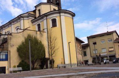 La chiesa di Scanzorosciate