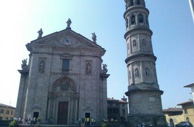 La chiesa di Urgnano Bg
