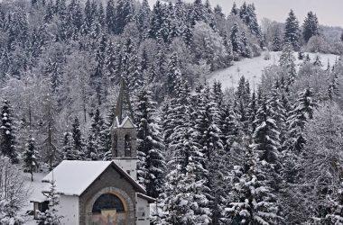 La chiesa di Valpiana Gandino