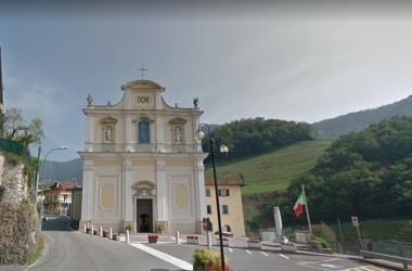 La chiesa di Viadanica