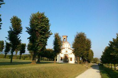 La chiesetta di Mapello