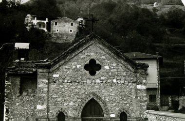 La chiesetta di San Rocco a Vigolo