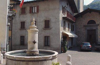 La fontana di Gromo