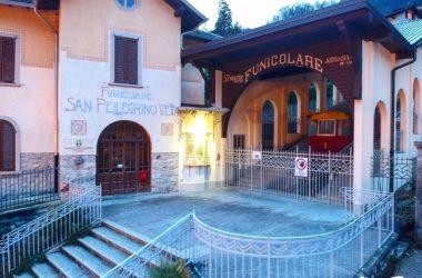 La funicolare di San Pellegrino Terme