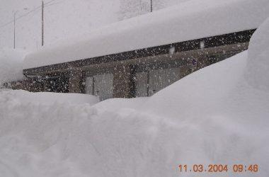 La neve a Colere