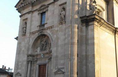 La parrocchiale dei Santi Nazario e Celso