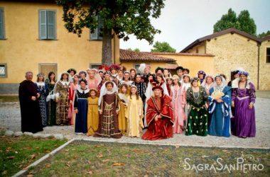 La sagra di San Pietro a Tagliuno Bergamo