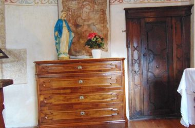 La santi Filippo Neri e Francesco da Paola Fuipiano Valle Imagna