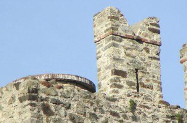La torre del Castello Cisano Bergamasco