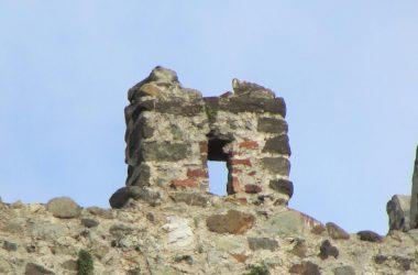 La torre del castello di Cisano Bergamasco