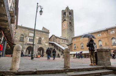 La torre di Bergamo