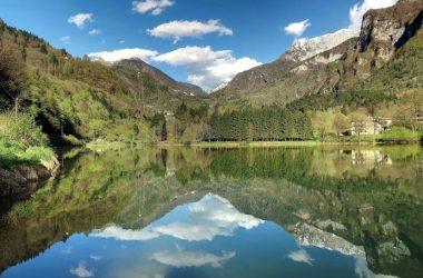 Lago Bernigolo Moio de Calvi