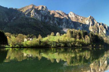 Lago Bernigolo - Monte Ortighera Moio de Calvi