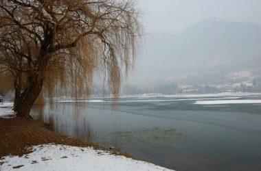Lago Endine Gaiano anno 2010