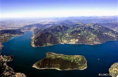 Lago d'Iseo Immagine