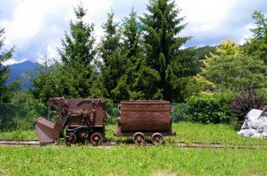 Le miniere di Dossena